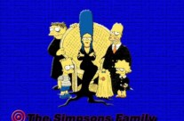 Les Simpsons The Simpsons Family
