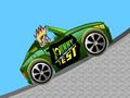 Johnny Test Ride